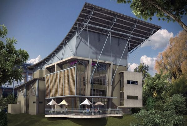 FNB Contact Centre, Johannesburg