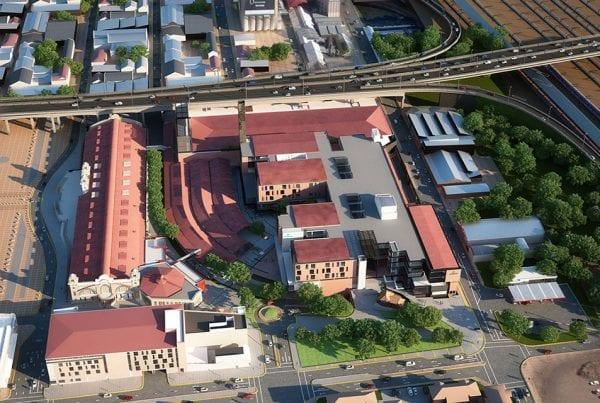 Newtown Junction, Junction, Johannesburg