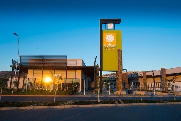 Platinum Square Shopping Centre, Rustenburg